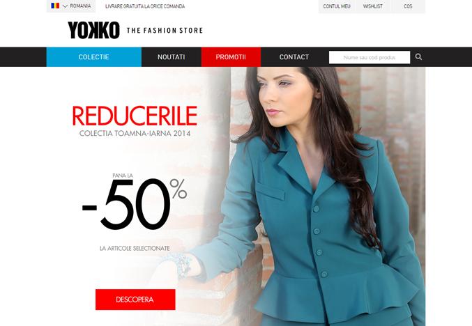 YOKKO the fashion store