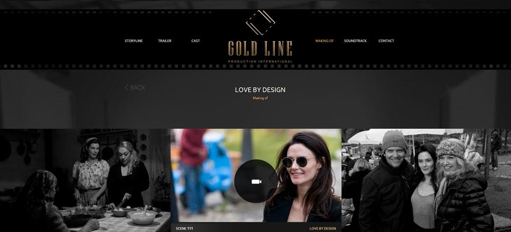 GOLDLINE Production International