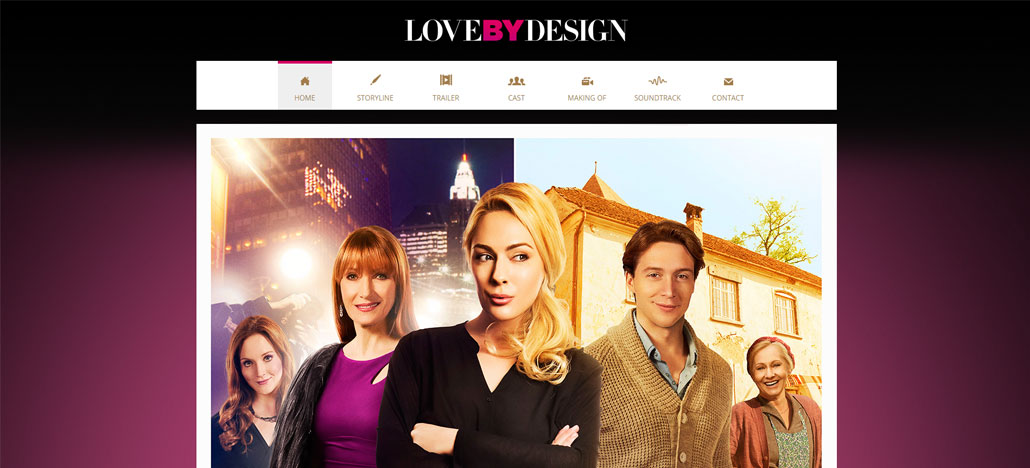 LovebyDesign the Movie