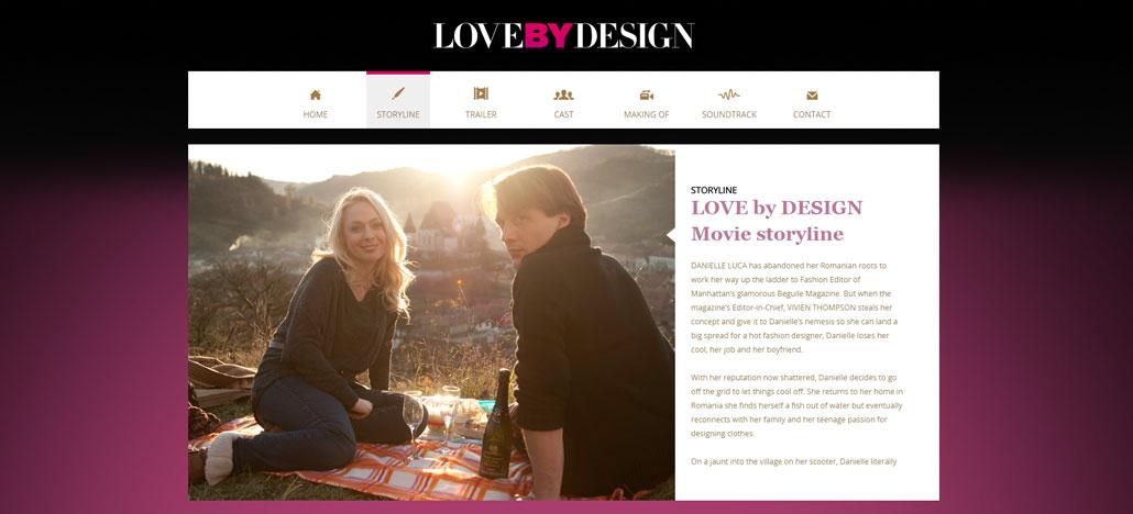LovebyDesign the Movie
