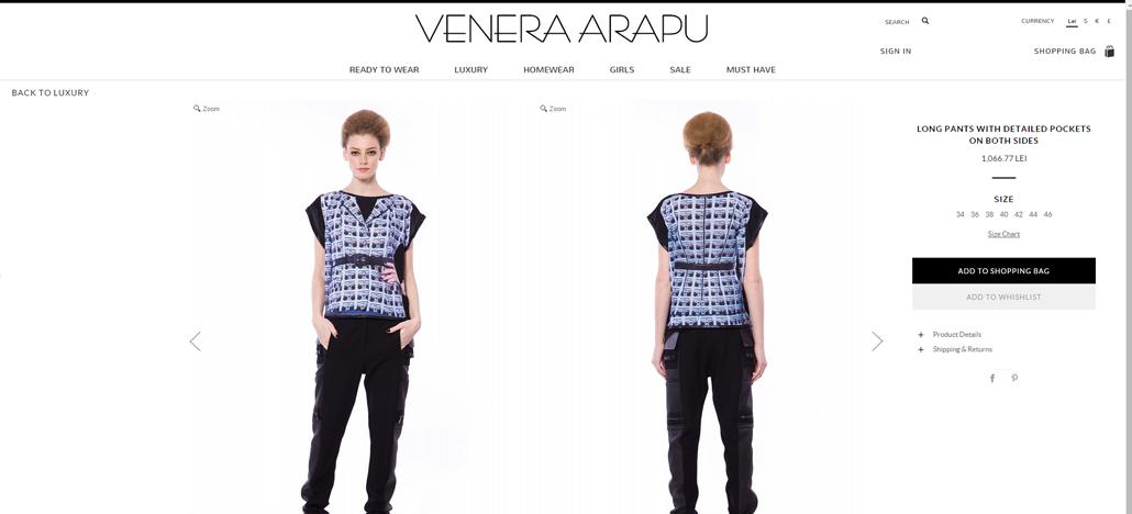 Venera Arapu