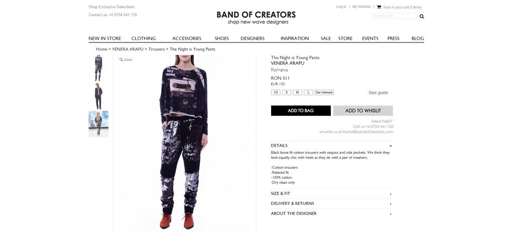 Band Of Creators