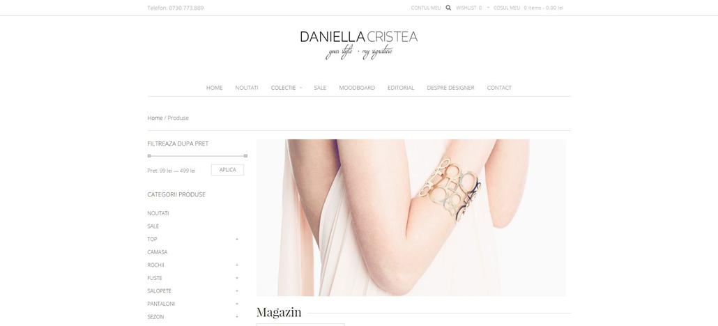 Daniella Cristea